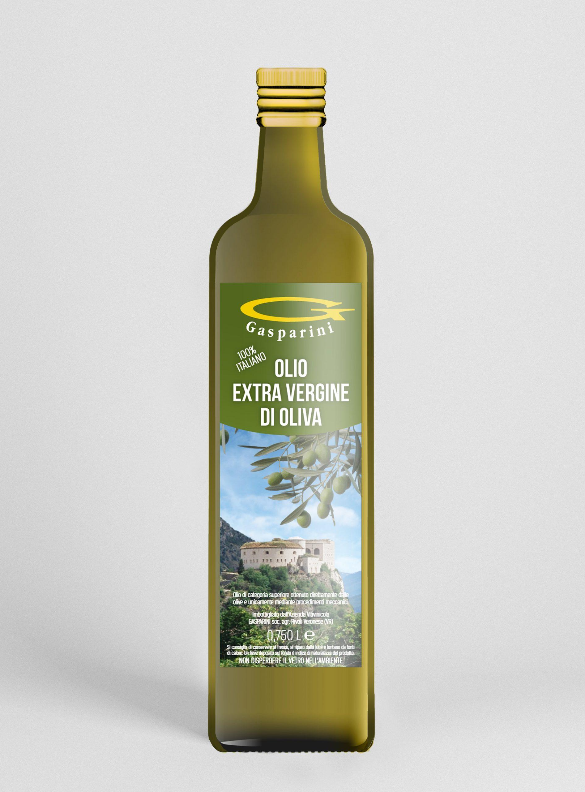 Olio extravergine d'oliva Gasparini